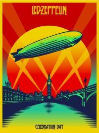 Cover Led Zeppelin - Celebration Day [DVD]
